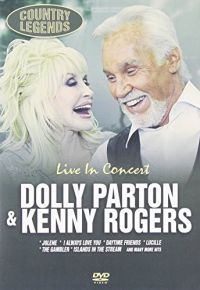 Cover Dolly Parton & Kenny Rogers - Live In Concert [DVD]